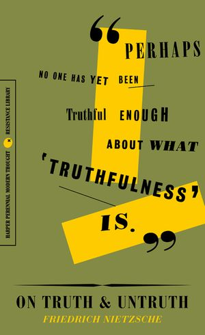 On Truth and Untruth book image