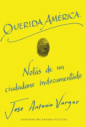 Dear America \ Querida América (Spanish edition) book image