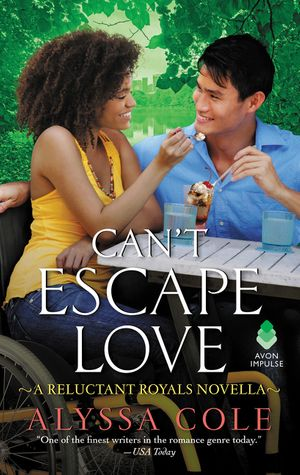 Can't Escape Love book image