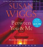 Between You and Me Low Price CD
