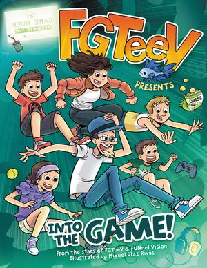 Unti Family Gamer Graphic Novel book image