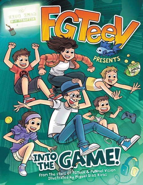 Fgteev Presents Into The Game Fgteev E Book