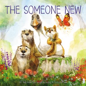 The Someone New book image