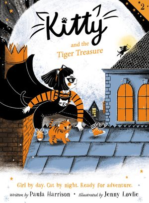 Kitty and the Tiger Treasure book image