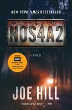NOS4A2 [TV Tie-in] Paperback  by Joe Hill