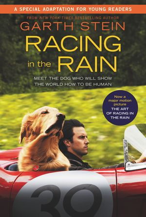 Racing in the Rain Movie Tie-In Edition book image