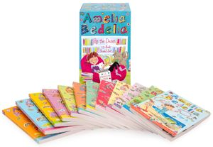 Amelia Bedelia 12-Book Boxed Set: Amelia Bedelia by the Dozen book image
