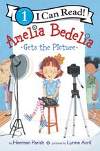 Amelia Bedelia Gets the Picture Hardcover  by Herman Parish