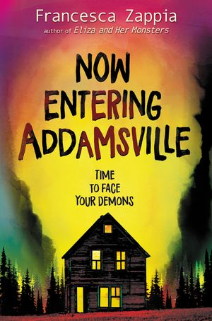 Now Entering Addamsville book image