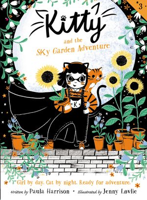 Kitty and the Sky Garden Adventure book image