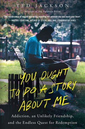 You Ought To Do a Story About Me book image