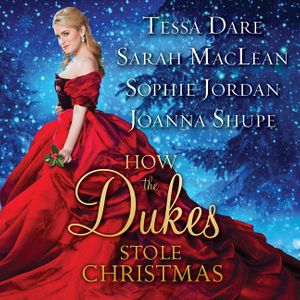How the Dukes Stole Christmas book image