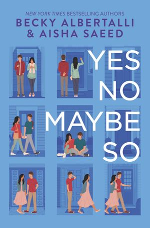 Yes No Maybe So book image