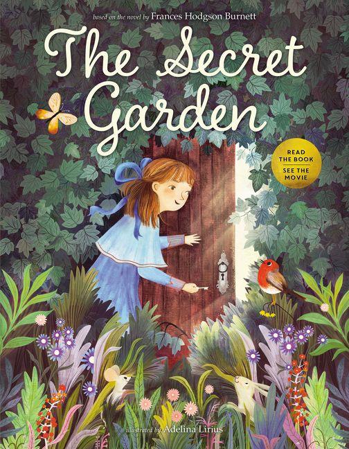 The Secret Garden Frances Hodgson Burnett Hardcover