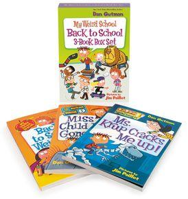 My Weird School Back to School 3-Book Box Set