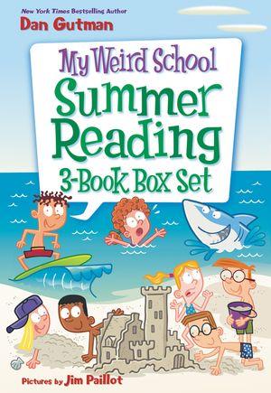 My Weird School Summer Reading 3-Book Box Set book image