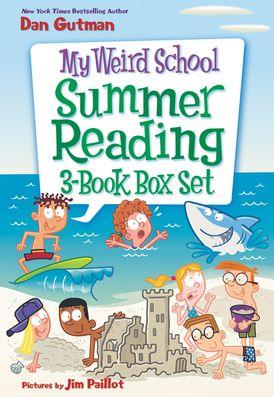 My Weird School Summer Reading 3-Book Box Set