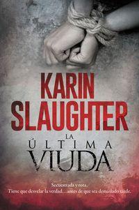 the-last-widow-la-ultima-viuda-spanish-edition