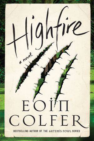 Highfire book image