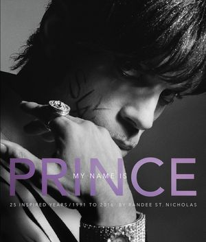 My Name Is Prince book image