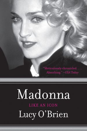 Madonna: Like an Icon, Updated Edition book image
