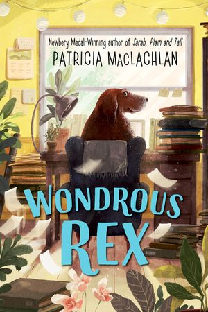Wondrous Rex book image