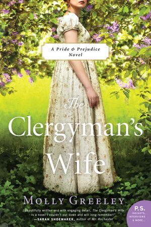 The Clergyman's Wife book image