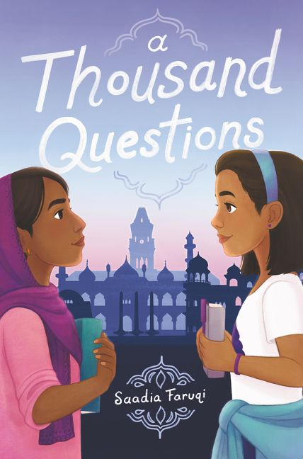 A Thousand Questions - Saadia Faruqi - Hardcover