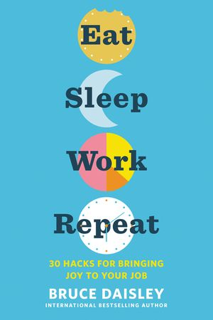 Eat Sleep Work Repeat book image