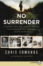 No Surrender Paperback LTE by Christopher Edmonds