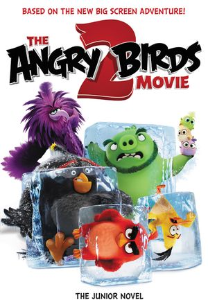 The Angry Birds Movie 2: The Junior Novel book image