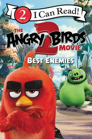 The Angry Birds Movie 2: Best Enemies book image