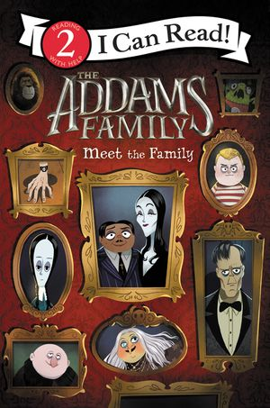 The Addams Family: Meet the Family book image