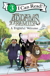The Addams Family: A Frightful Welcome