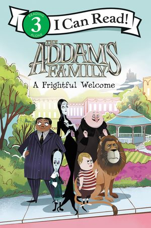 The Addams Family: A Frightful Welcome book image