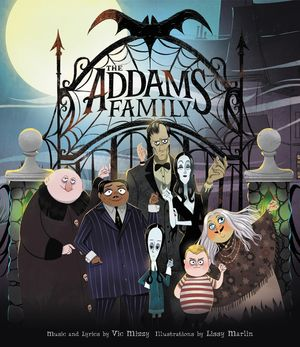 The Addams Family: Picture Book book image