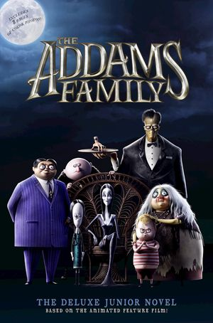 The Addams Family: The Deluxe Junior Novel book image