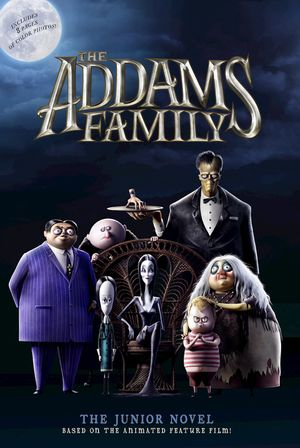 The Addams Family: The Junior Novel book image