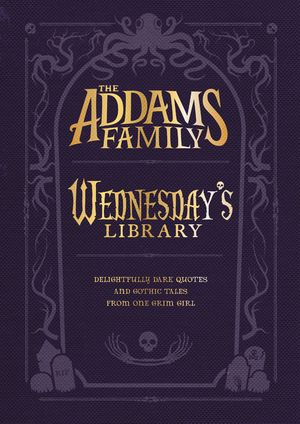 The Addams Family: Wednesday's Library book image