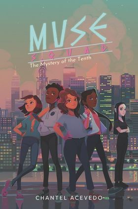 Muse Squad: The Mystery of the Tenth