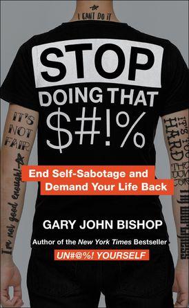 Stop Doing That $#!%  Merch Ed