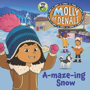 Molly of Denali 8x8 book image