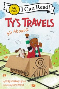 Ty's Travels book cover
