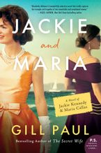 Jackie and Maria Paperback  by Gill Paul
