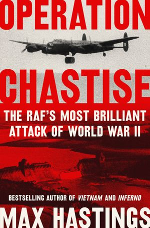 Operation Chastise book image