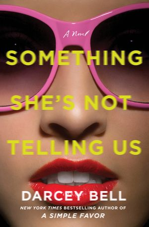Something She's Not Telling Us book image