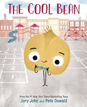 The Cool Bean Hardcover  by Jory John