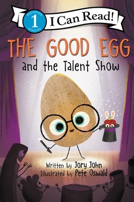The Good Egg and the Talent Show