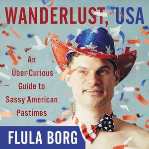 Wanderlust, USA book image