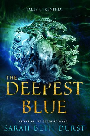 The Deepest Blue: Tales of Renthia Paperback  by